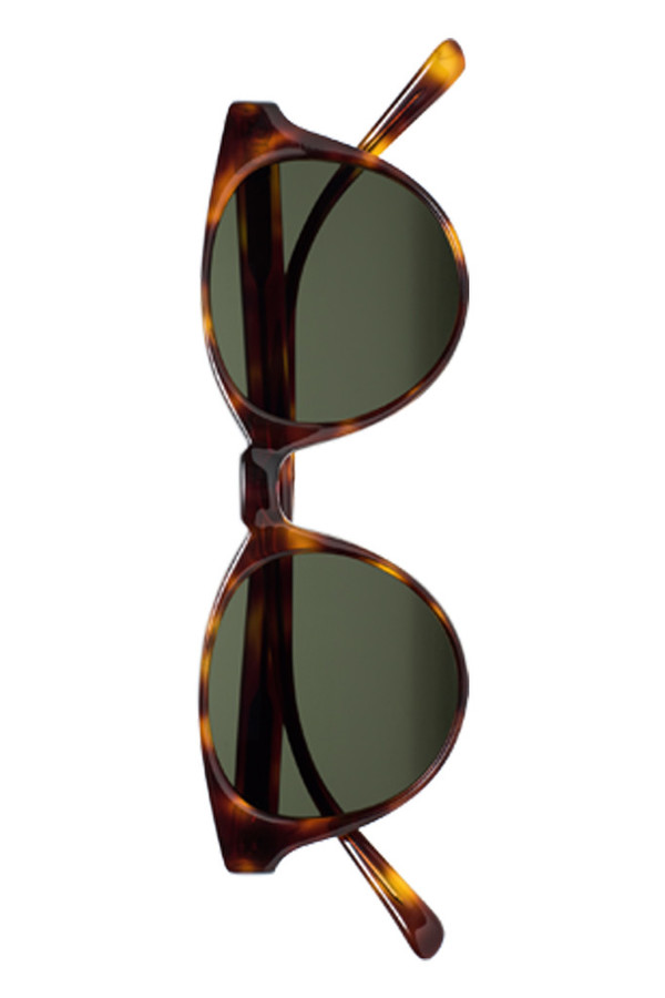 Sun Buddies Type 07 Sunglasses - Brown Tortoise