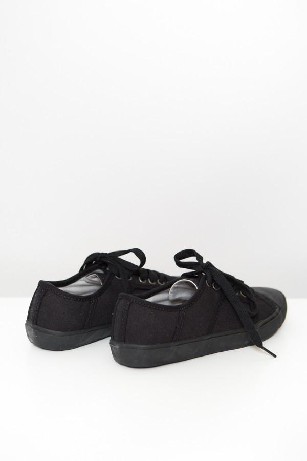 Oak Milton Sneaker / Black