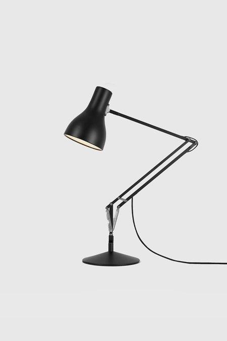 Anglepoise Type 75 Desk Lamp - Jet Black