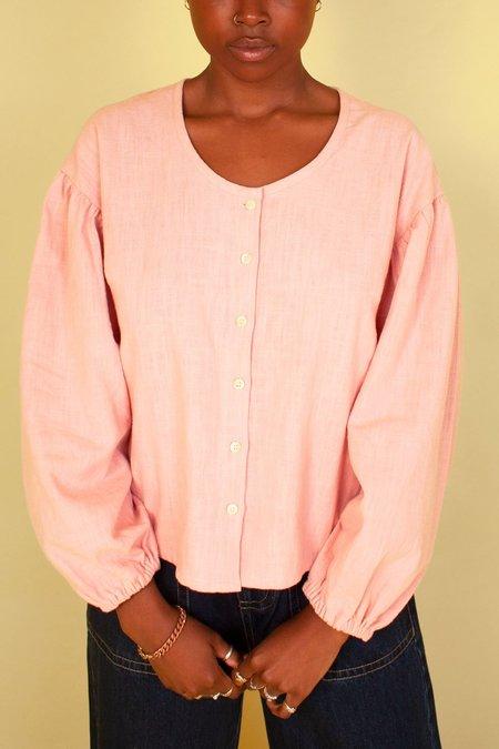 L.F.Markey Fletcher Shirt - Rose