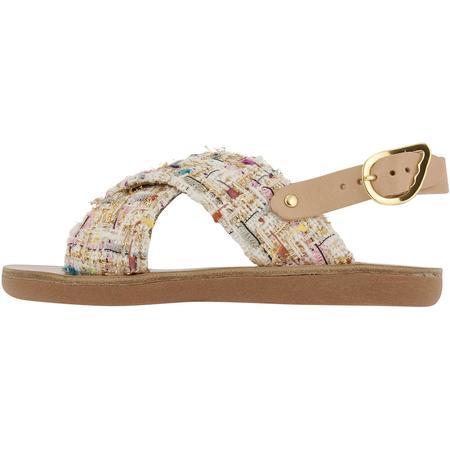 Ancient Greek Sandals Ltd Little Maria Sandals - Tweed