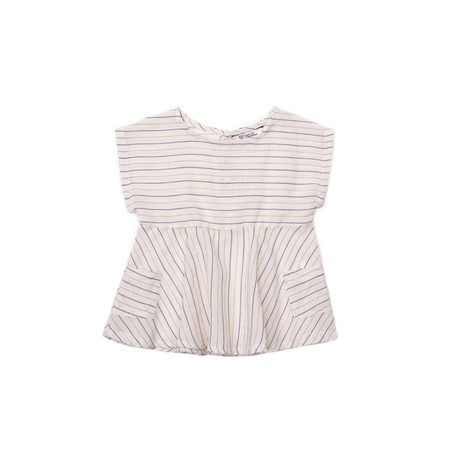 kids barn of monkeys baby striped dress with pockets