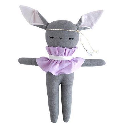 Kids Elliefunday Mademoiselle Lapin Girl Bunny - Gray
