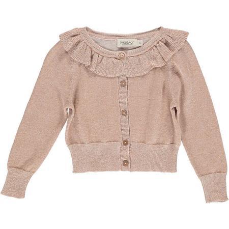 Kids Marmar Copenhagen Tilda Baby Top - Delicate Rose