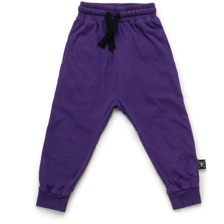 KIDS nununu light riding pants - deep purple