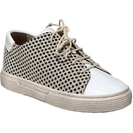Kids pèpè moito star lace sneakers