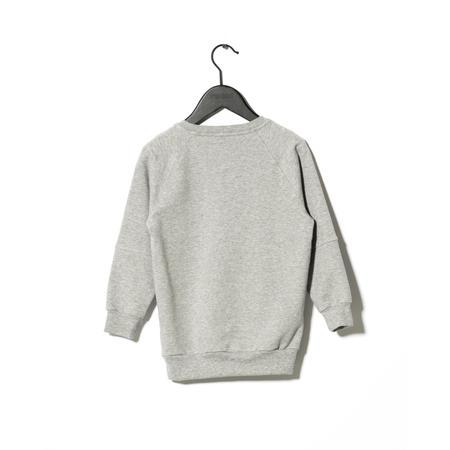 Kids Sometime Soon Menlo Sweatshirt - Grey Melange