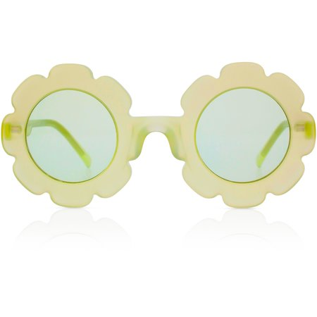 Kids Sons + Daughters Pixie Sunglasses - Margarita Green