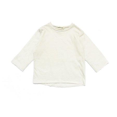 Kids Treehouse Elas Long Sleeve T-shirt - Snow White