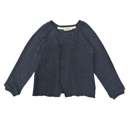 Kids Treehouse Lavoni Cardigan - Blue Marble