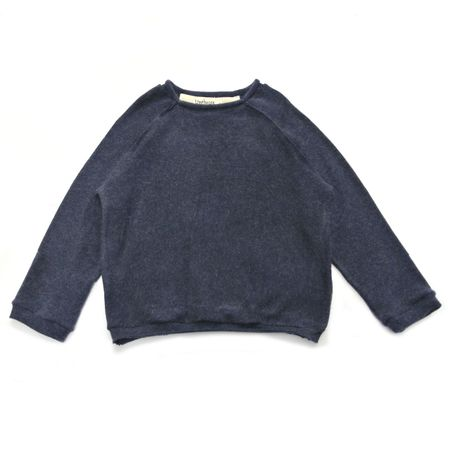 Kids Treehouse Luli Pullover - Blue Marble