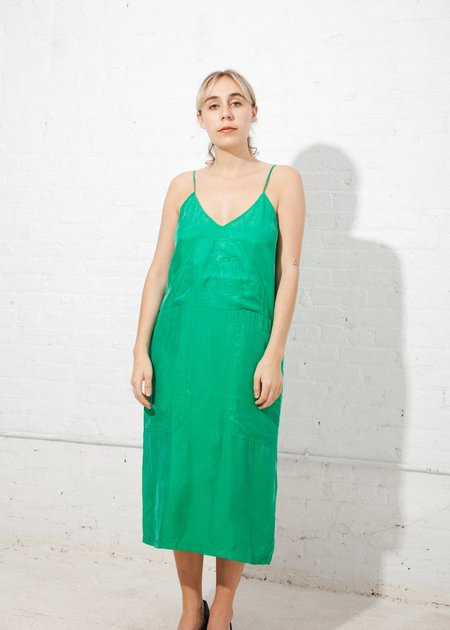 L.F.Markey Leon Dress - Green