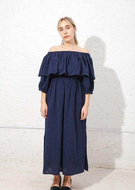 L.F.Markey Niles Dress - Navy