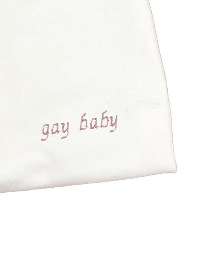 Unisex House of 950 gay baby tee shirt