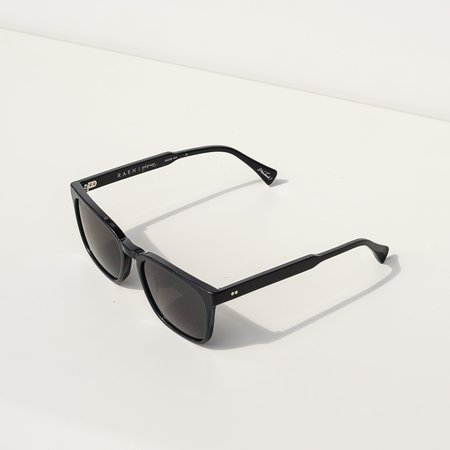 Raen Pierce Sunglasses - Black