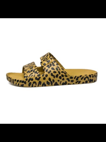 Freedom Moses leo slipper - pistaccio