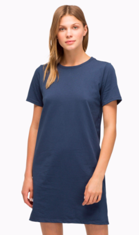 Richer Poorer tee dress