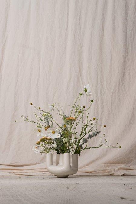 Simone Bodmer Turner PARISIAN VESSEL - white