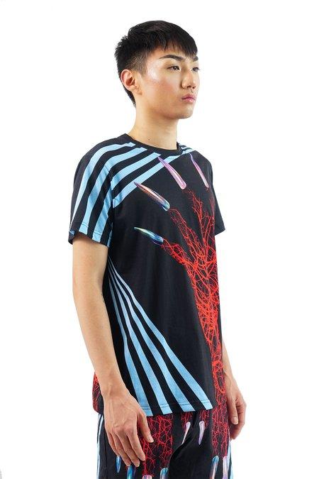 ELKEL x Diego Montoya Printed T-Shirt - Claws