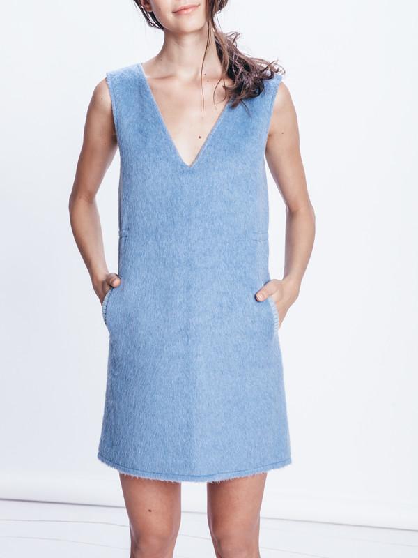 DELFINA BALDA ROYAL TENT DRESS