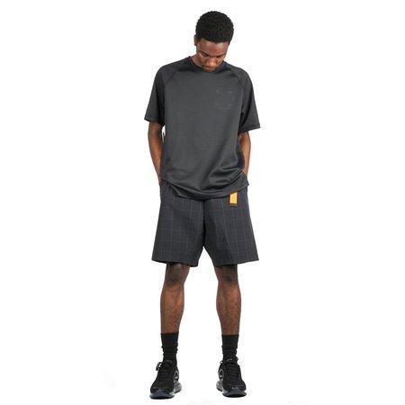 Nike TECH PACK SHORTS - BLACK/WHITE/KUMQUAT