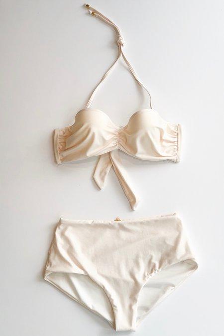 Estivo/Salua Cupped Bikini Top - Ivory