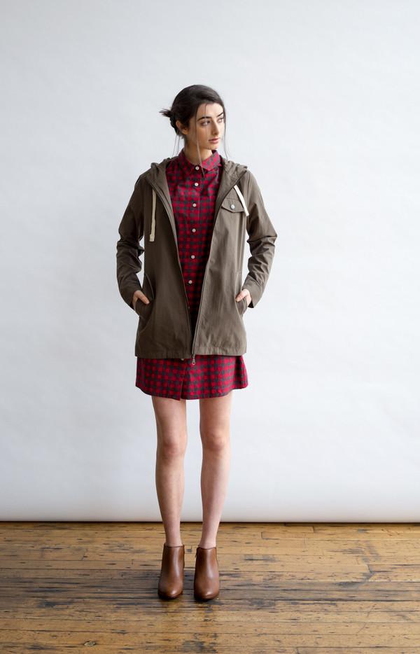 Bridge & Burn Warbler Olive Jacket