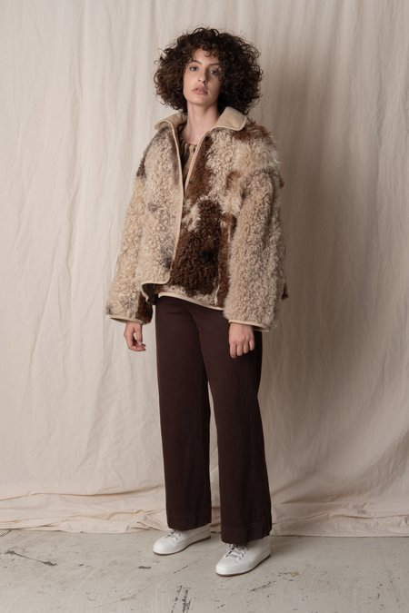 CAWLEY STUDIO AVIS SHEEPSKIN JACKET