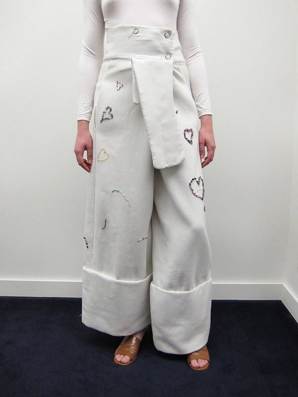 Sophie Andes Gascon Cuff Pant