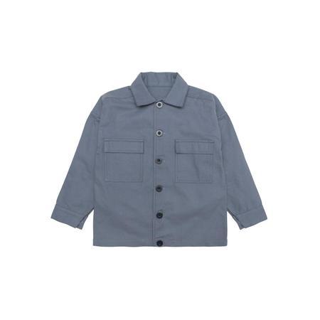 Kids The New Society Adam Sarga Jacket - Blue Grey