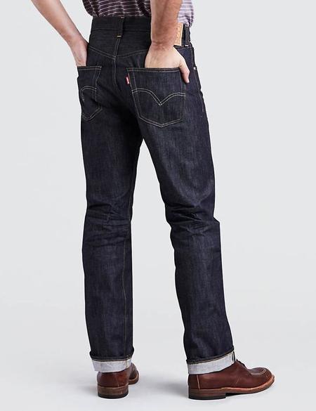 Levis Vintage Clothing 1947 501 Jeans - Rigid