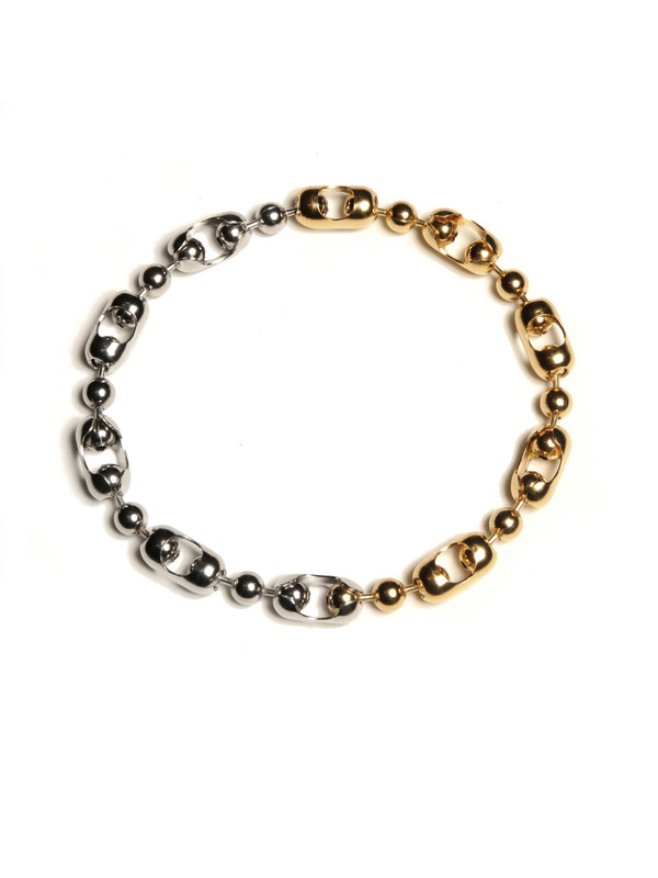 Alynne Lavigne Ball Chain Necklace