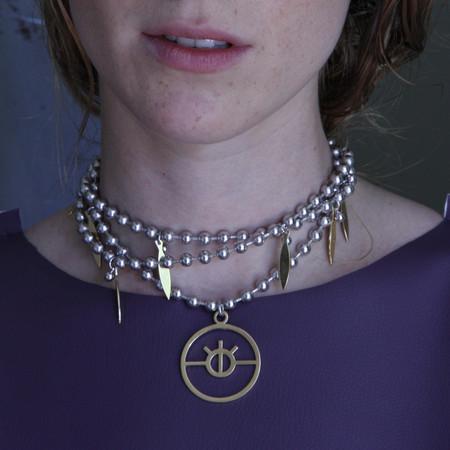 ALYNNE LAVIGNE Lash Necklace