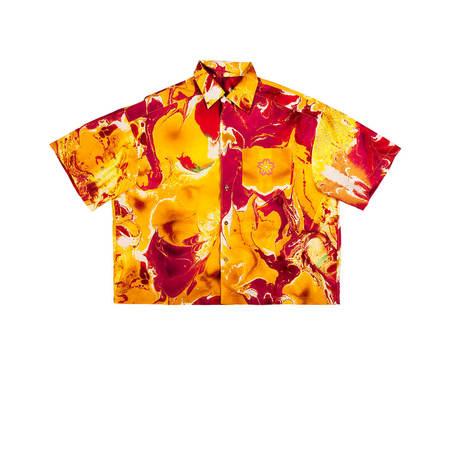 FORMY STUDIO Rorshach shirt - Yellow Sunshine