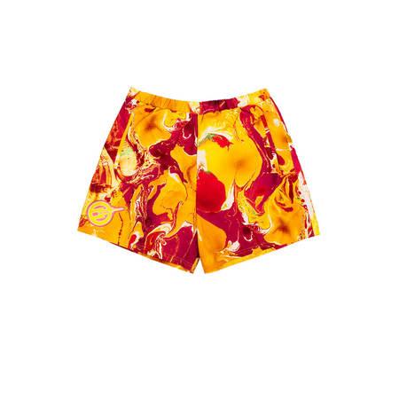 FORMY STUDIO Rorshach shorts - Yellow Sunshine