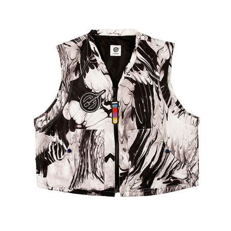 FORMY STUDIO Instant Zen vest - Black/White