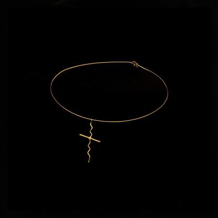 Alynne Lavigne Wave Cross Collar