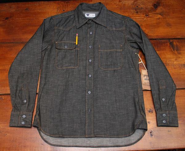 Men's Tellason - Topper Denim Shirt