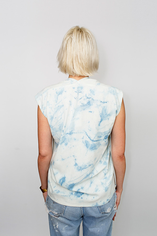 Miranda Bennett Arashi Everyday Top | Silk