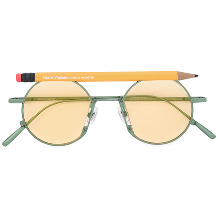 Henrik Vibskov x Gentle Monster Pencil Glasses