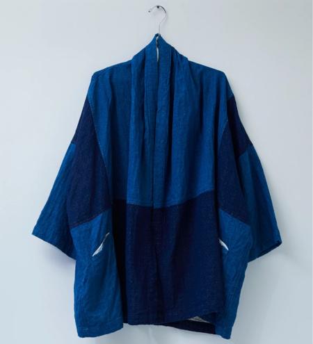 Atelier Delphine Haori Patchwork Coat