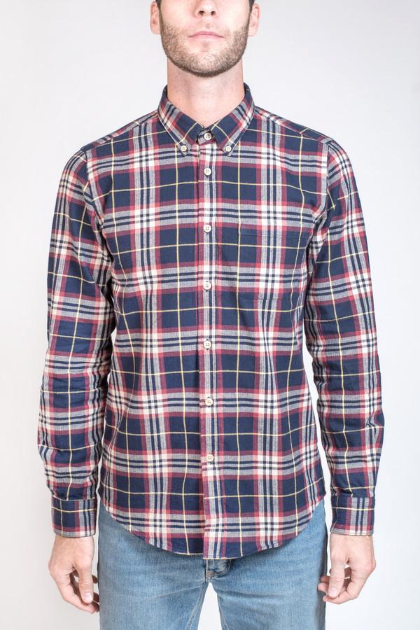 Men's Portuguese Flannel Campanha Flannel Shirt