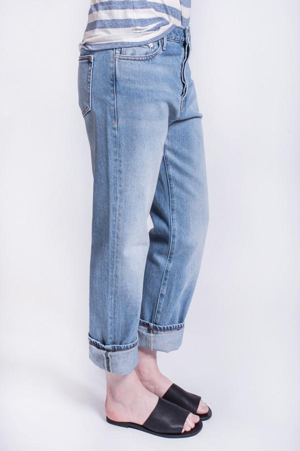 Earnest Sewn Celine Boyfriend Jeans