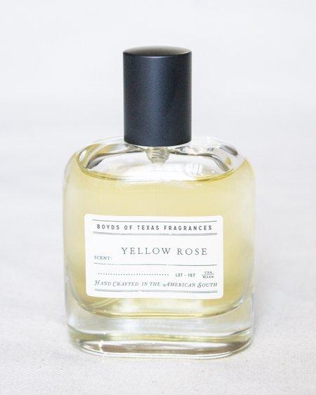 Boyd's of Texas Yellow Rose Eau de Parfum