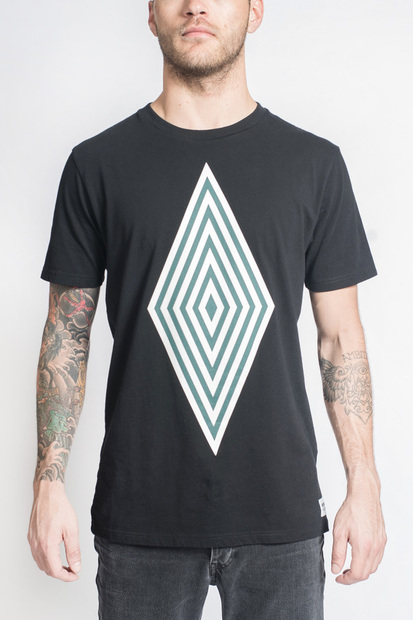 Men's Wood Wood Diamond Momentum Tee Shirt