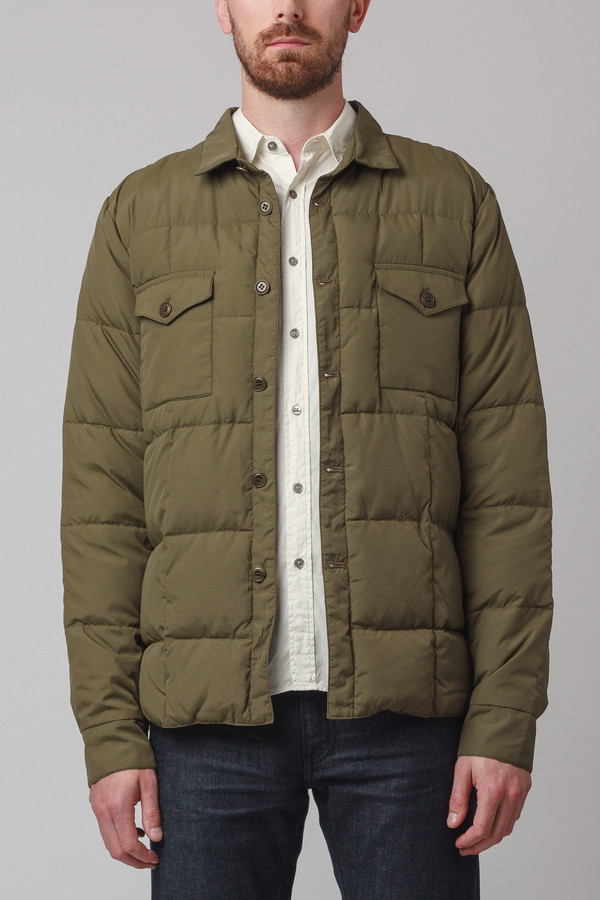 Men's YMC Down Jacket