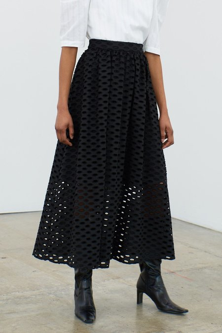 Mara Hoffman Cecelia Skirt - Black
