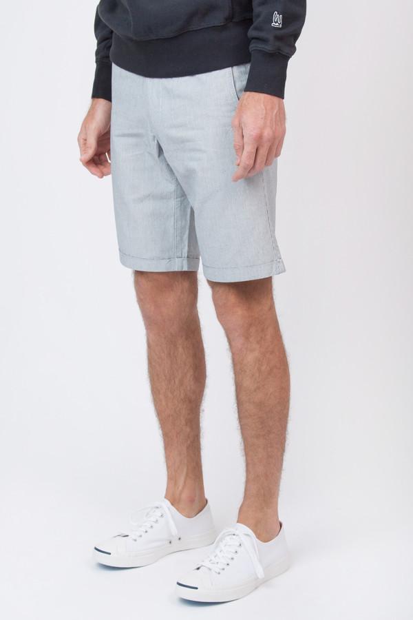 Men's John Rich & Bros Striped Chino Short