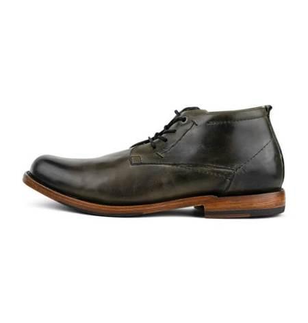 Sutro Footwear Lee Chukka Boot - Dark Grey