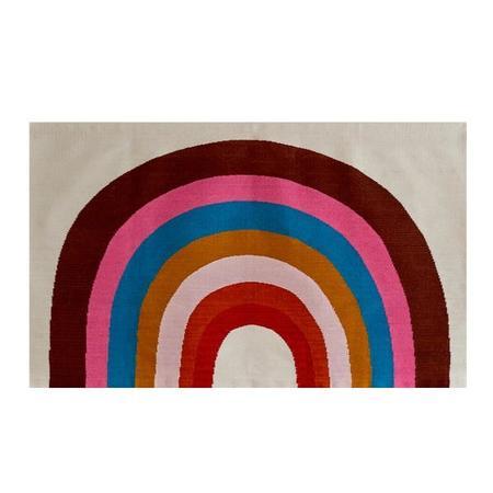 Kids Oeuf Rainbow Rug